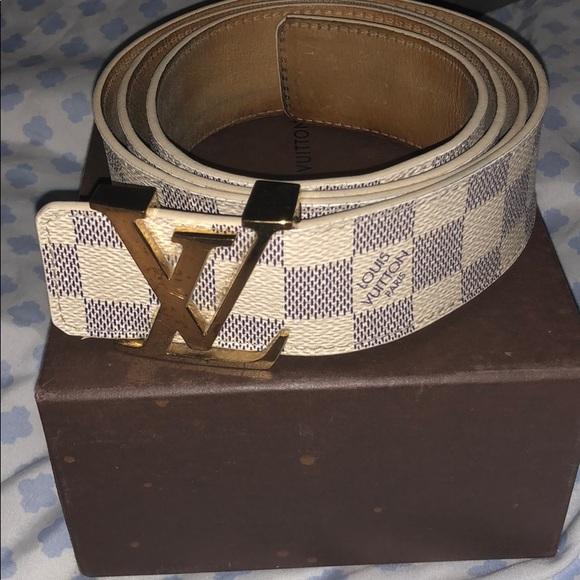 1435501323f0 Louis Vuitton Other - Authentic Louis Vuitton Men s Belt size 44
